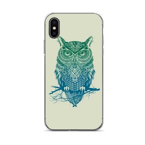 Capa 7 plus Cute cat Diy Printing Drawing phone case For iphone 6 6s 7 7plus 8 8plus X xs xr XS Max cses-108
