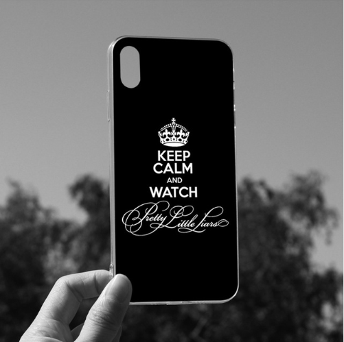 Fashion Little Liars Cellphones Cover Coque For iPhone 6plus 6s 6 5 5s SE 7 8 X XS max XR 8plus 7plus 103